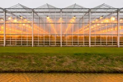 Greenhouse - Aquaculture Integration